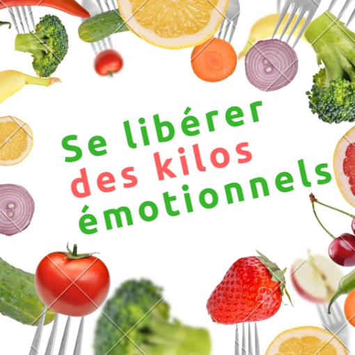 libérer kilos émotionnels